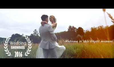"Wedding SHOWREEL 2016 ""The Moment"""